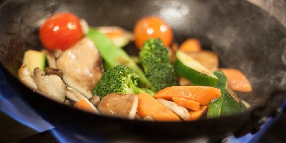 Kimtxu plato verduras