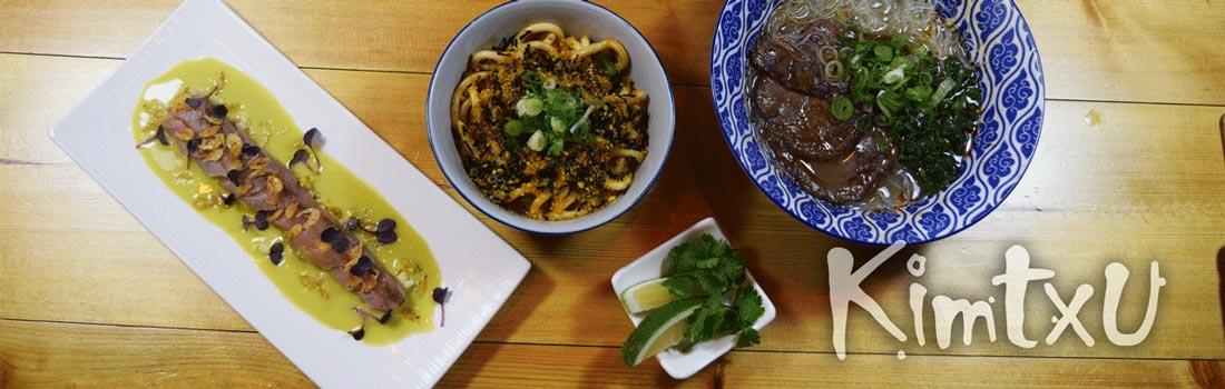 Kimtxu, taberna vasco-asiática (Bilbao)