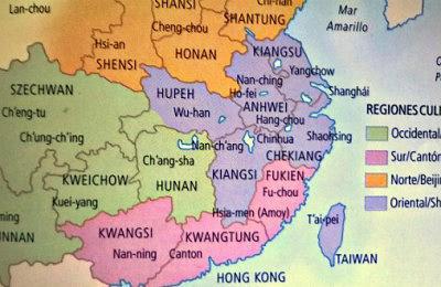 Regiones culinarias chinas